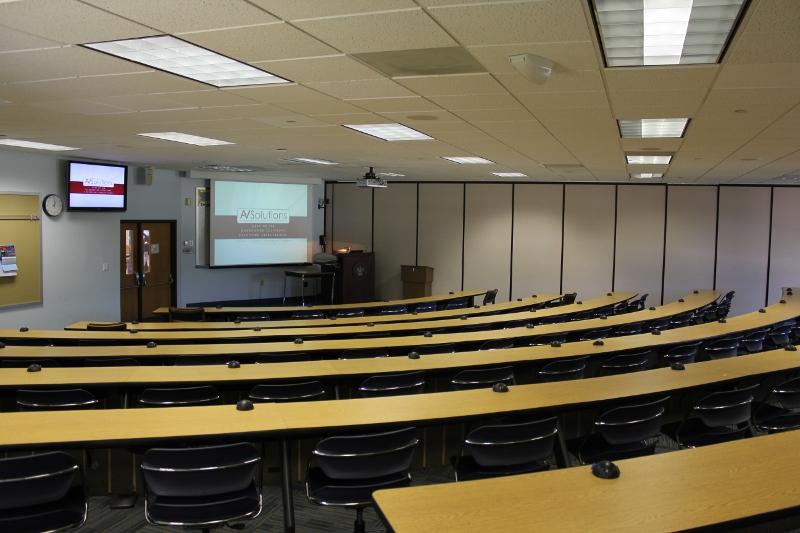 AV Presentation Room